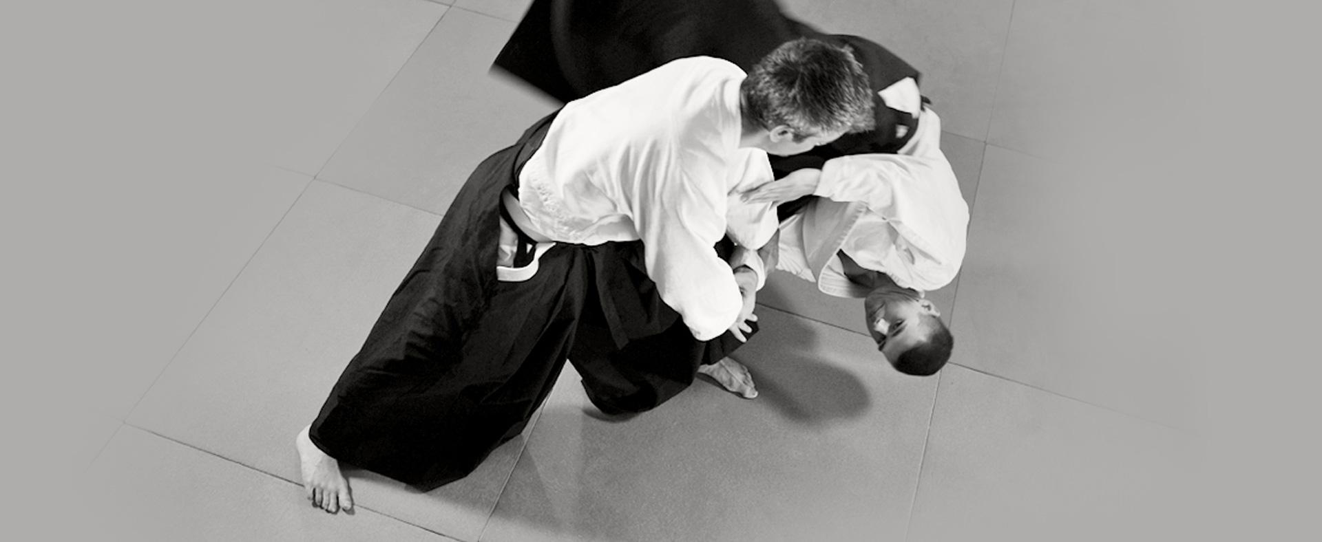 Aikido Berlin - Aikido-Training im Tanden Dojo Berlin