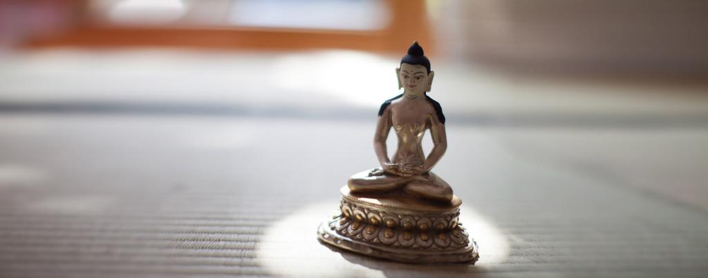 Meditation Berlin Tanden Dojo - Buddha Statue