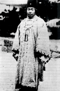 Onisaburo Deguchi, Omotokyo.