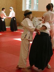 Aikido Seminar Berlin Takemori Sensei 2006