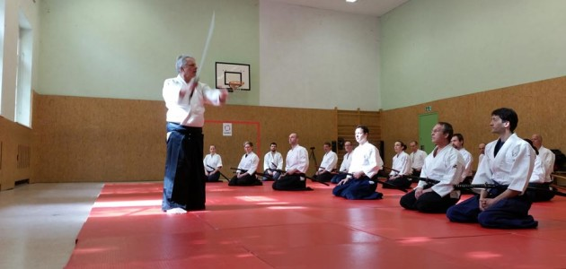 Iaido - Aikido Seminar Berlin