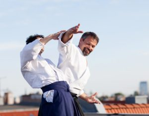 Aikido Berlin Konstantin Rekk - Kokyu Ho