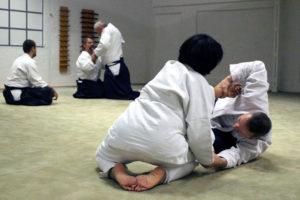 Aikido Seminar in München mit Konstantin Rekk Sensei aus Berlin