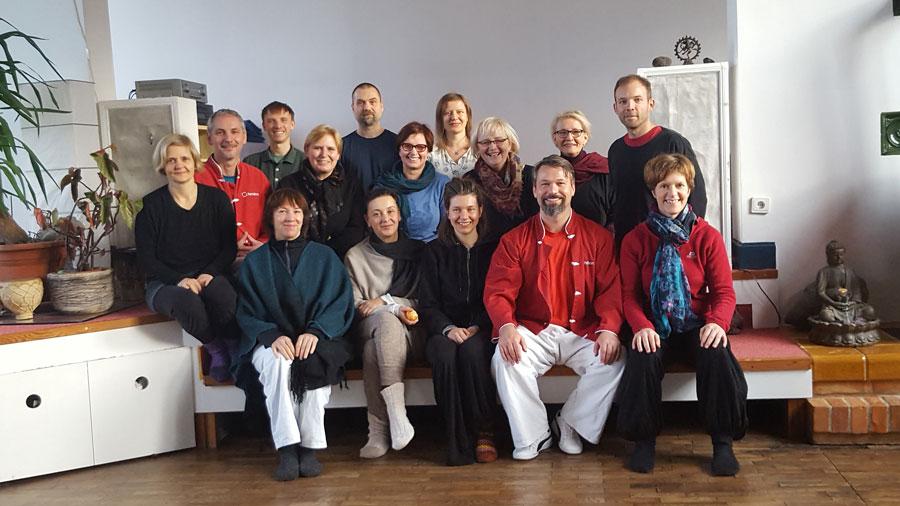 Vielen Dank allen Teilnehmern für die wunderbare Zeit! Impressionen vom Qigong Seminar am Vielitzsee