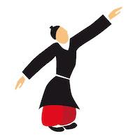 Qigong - Übende Figur, Tierform, Daoyin